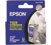PIEPST026 Epson T026091 Black Ink Cartridge For Epson Sty Photo