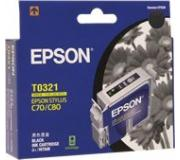 PIEPST032 Epson T032190 Black Ink Cartridge For Epson Sty C80