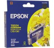 PIEPST0324 Epson T032490 Yellow Ink Cartridge For Epson Sty C80